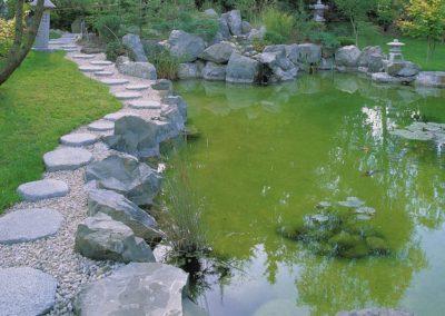 SchwaGarten-Teich